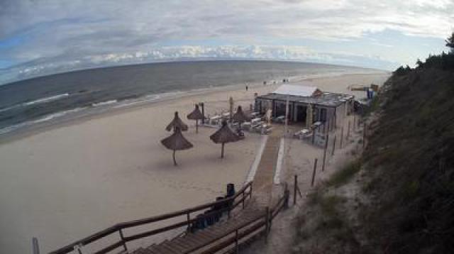 Plaża - Białogóra